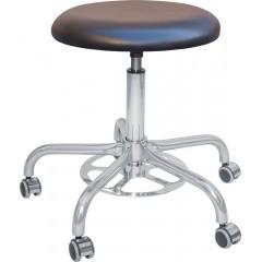 Otočná ordinační židle s nožním ovládáním FROM HK FP