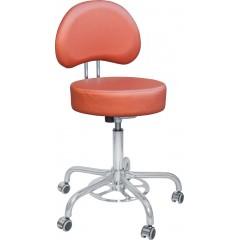 Otočná ordinační židle s nožním ovládáním XEMORF FVP