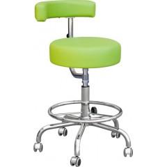 Otočná ordinační židle  DENTAL FVKO