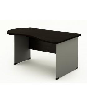 Kancelářský psací stůl 140x80 cm  - BERLIN