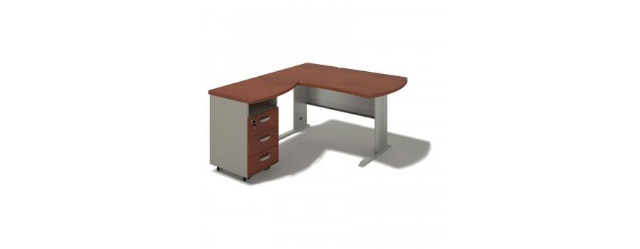 Kancelářské stoly Berlin
