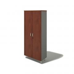 Kancelářská skříň policová BERLIN Lux - výška 207 cm -B429