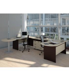 Sestava kancelářského nábytku Berlin BE04