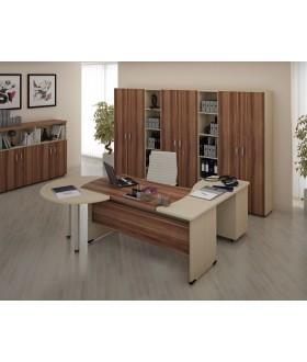 Sestava kancelářského nábytku Berlin BE06