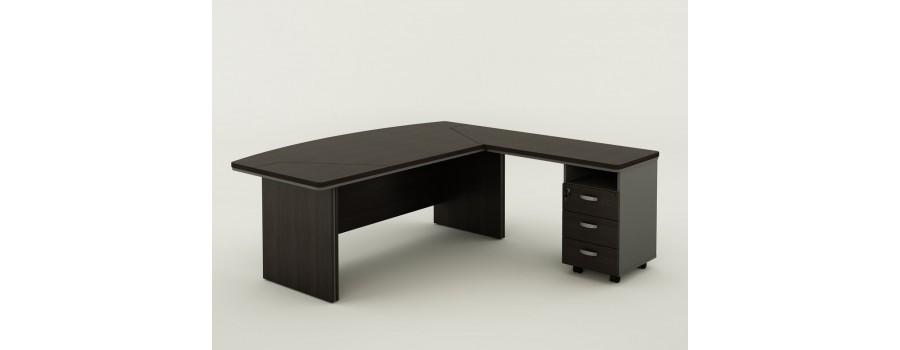 Kancelářské stoly Berlin Lux