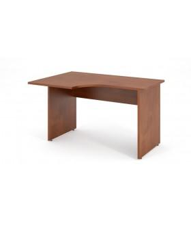 Pracovní stůl Ergo LN - 130x90 cm - levý