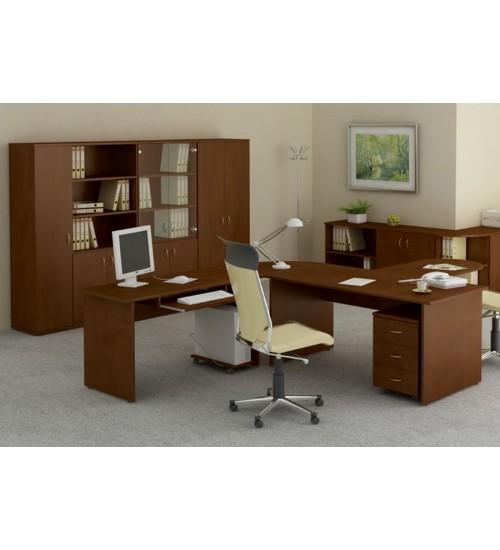 Sestava kancelářského nábytku Ergo LN - LN32