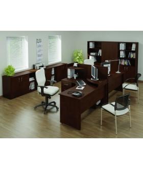Sestava kancelářského nábytku Ergo LN - LN35