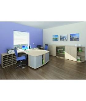 Sestava kancelářského nábytku Ergo LN - LN ER36