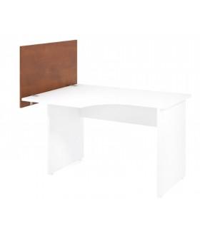 Dělící panel ke stolům Ergo LN - 90x2,2x50 cm - P0905