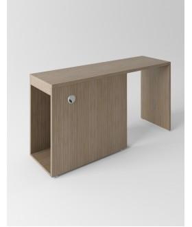 Přístavný stůl Evropa 142,8x40,8 cm