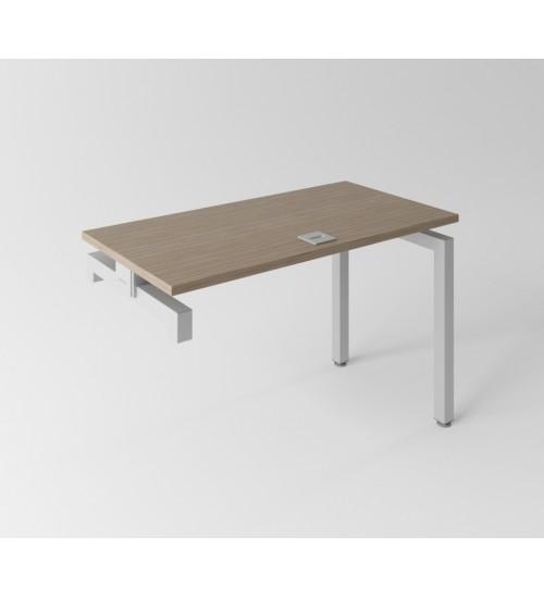 Psací stůl Evropa 118x60 cm - ke kontejneru - CPK1206