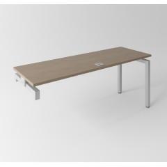 Psací stůl Evropa 158x60 cm - ke kontejneru - CPK1606