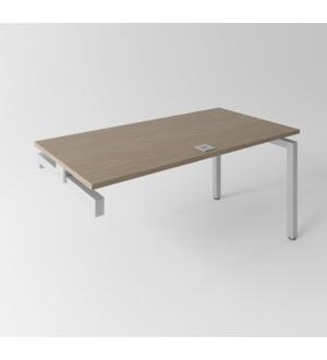 Psací stůl Evropa 158x80 cm - ke kontejneru - CPK1608