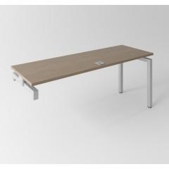 Psací stůl Evropa 178x60 cm - ke kontejneru - CPK1806