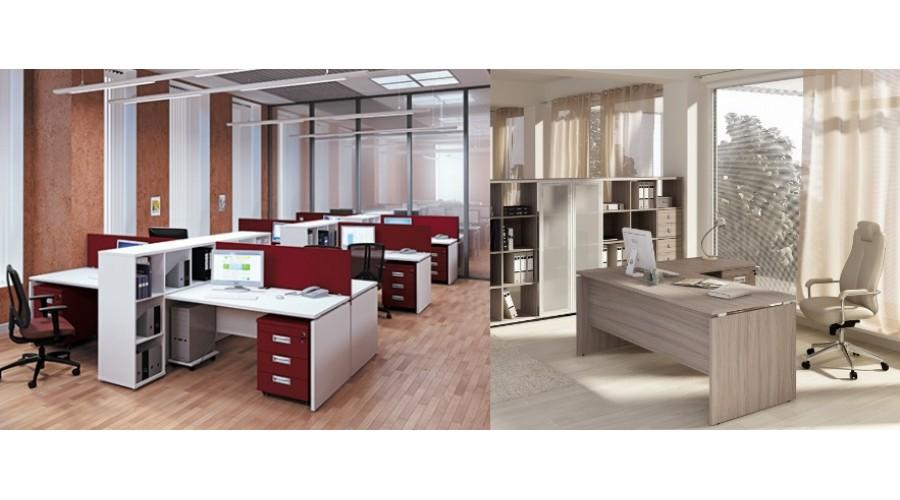 Kancelářský nábytek Evropa