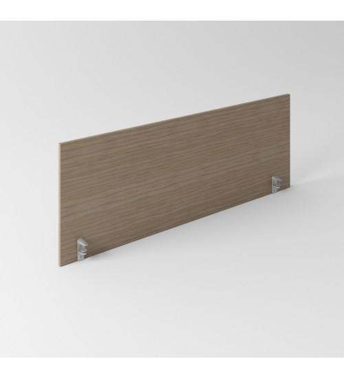 Dělící panel pro samostatně stojící stoly Evropa  138x50,4 cm