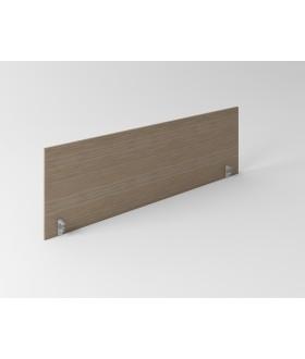Dělící panel pro samostatně stojící stoly Evropa  158x50,4 cm