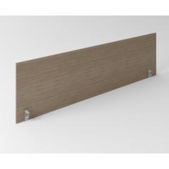 Dělící panel pro samostatně stojící stoly Evropa  178x50,4 cm - P1802