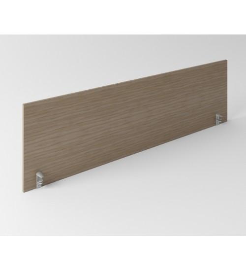 Dělící panel pro samostatně stojící stoly Evropa  178x50,4 cm