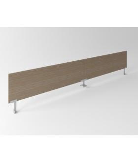 Dělící panel pro stoly Evropa  276x38 cm
