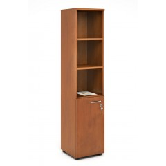 Kancelářská skříň kombinovaná výška 182,1 cm  EXPRESS II - 39H1201-04L