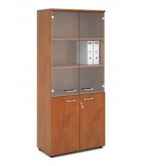 Kancelářská skříň kombinovaná 80x40x182 cm - EXPRESS II