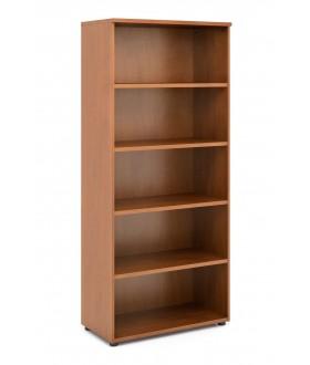 Kancelářská skříň s nikou 80x40x182 cm  - EXPRESS II - 39H1263