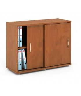 Kancelářská skříň nízká 100x40x75,3 cm - EXPRESS II