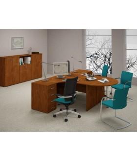 Sestava kancelářského nábytku Express II - LNEX01