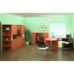 Sestava kancelářského nábytku Express II - LN EX02