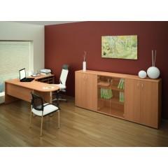 Sestava kancelářského nábytku Express II - LN EX03