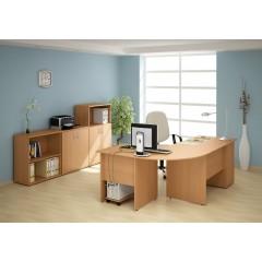Sestava kancelářského nábytku Express II - LN EX06