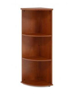 Kancelářská rohová skříň 37,2x37,2x119,6 cm   - EXPRESS II
