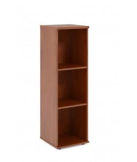 Kancelářská skříň policová 37,2x37,2x119,6 cm  - EXPRESS II - SC4304