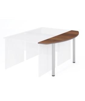 Přístavný stůl Smart 134x43 cm