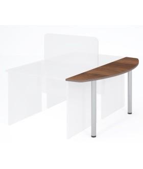 Přístavný stůl Smart 137,6x43 cm