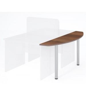 Přístavný stůl Smart 159,6x43 cm