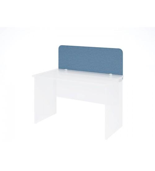 Dělící panel s čalouněním 113,6x50 cm - 76p013