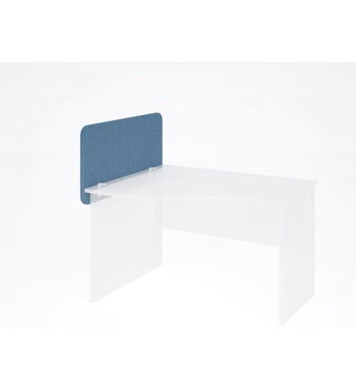Boční dělící panel s čalouněním  95x50 cm - 76p031