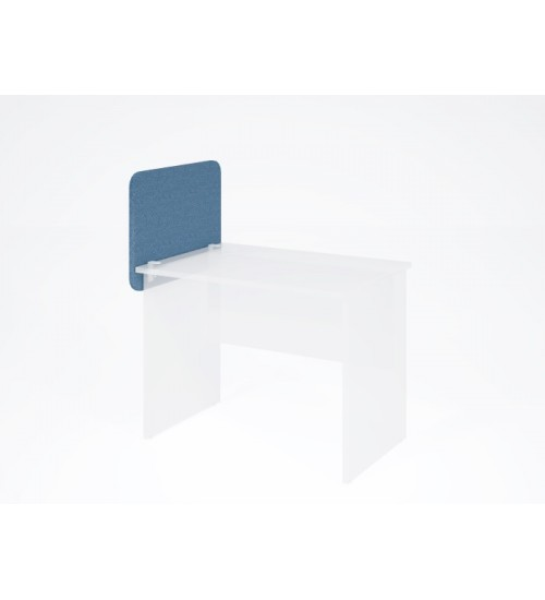 Boční dělící panel s čalouněním 67x50 cm