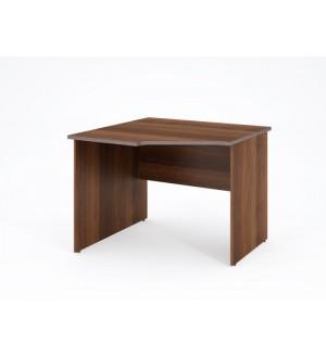 Rohový psací stůl Ligh 95x95 cm - levý