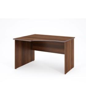 Rohový psací stůl Ligh 118x95 cm - levý