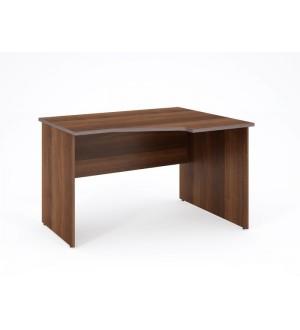 Rohový psací stůl Ligh 118x95 cm - pravý - 76s014