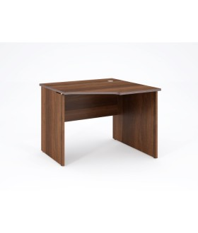 Rohový psací stůl Standard 95x95 cm - pravý