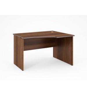 Rohový psací stůl Standard 118x95 cm - pravý - 76s054