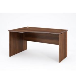 Rohový psací stůl Standard 138x95 cm - levý - 76s055
