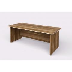 Kancelářský psací stůl WELS  rovný 200x85 cm - 101110