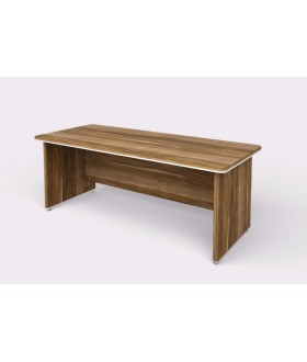 Kancelářský psací stůl WELS  rovný 200x85 cm