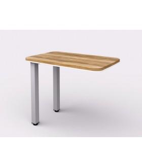Přístavný stůl ke stolům WELS 90x55 cm